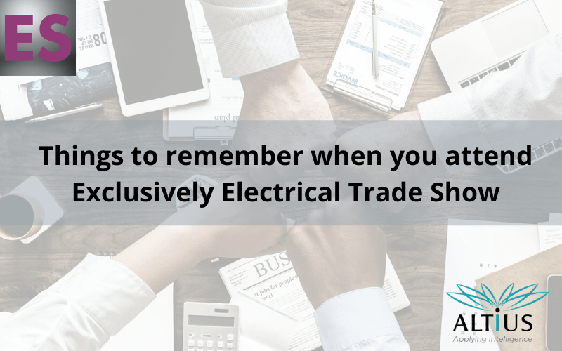 Things-to-remember-when-you-attend-Exclusively-Electrical-Trade-Show